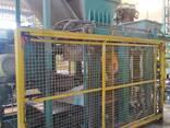 Б/У Автоматическая блок - линия (Вибропресс), Poyatos Novabloc (1000-1200 м2/смена - фото 1