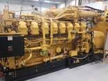 Б/У газовый двигатель Caterpillar 3516, 1998 г. в.1000 Квт, - фото 8