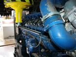 Б/У газовый двигатель MWM TBG 604-V-12, 1988 г. , 590 Квт - фото 8