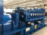 Б/У газовый двигатель MWM TCG 2020 V20, 2000 Квт, 2018 г. в. - фото 6