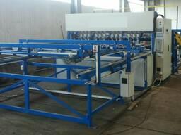 Машина для сварки строительной, арматурной сетки W-215