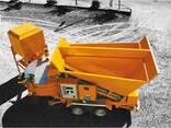 Мобильный бетонный завод Sumab B-15-1200 (20 м3/ч) Швеция - фото 4