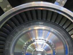 Selling gas turbine SGT400 operating time 6000 hours